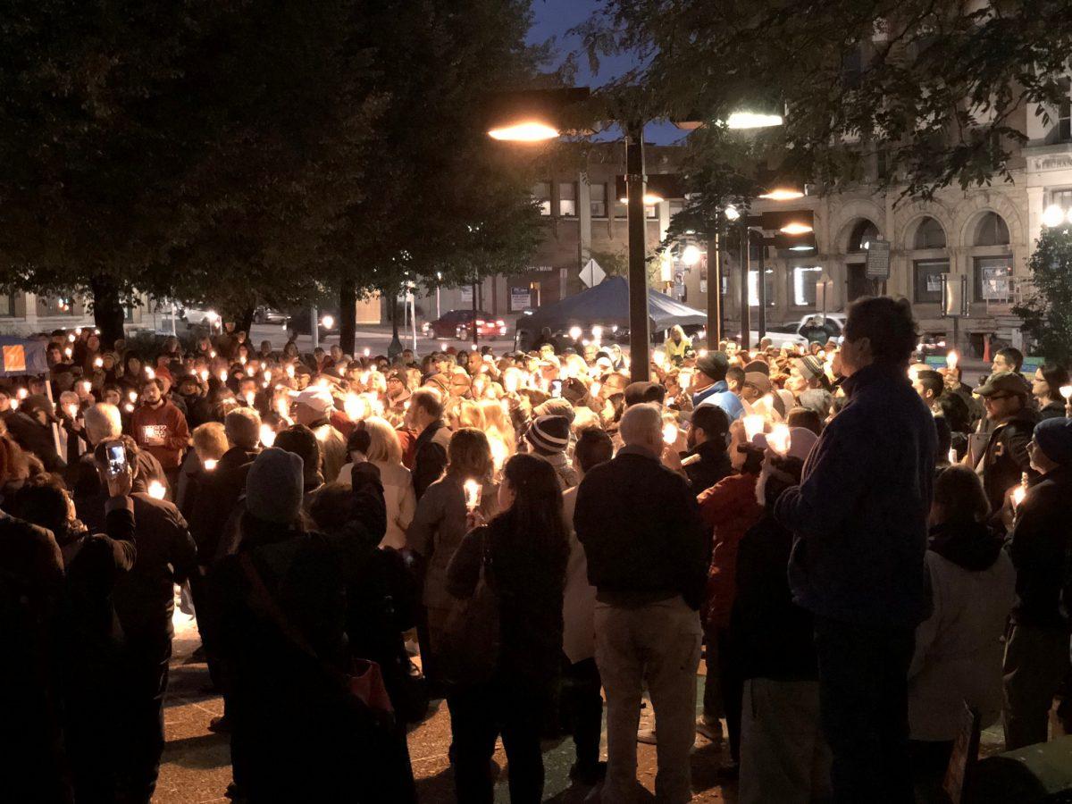 Westmoreland Vigil